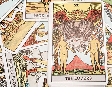 The Love Tarot card
